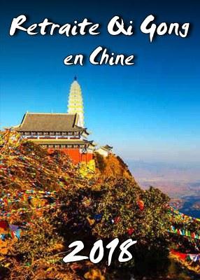 Retraite Qi Gong en Chine 2018