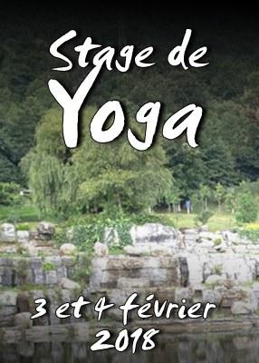 Stage de Yoga méditation et loi d'attraction