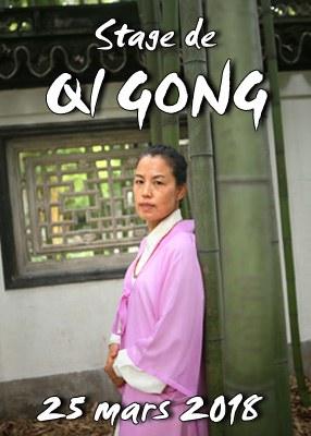 Stage de Qi Gong et méditation