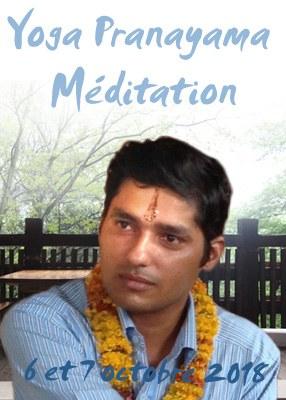 Yoga Pranayama Méditation