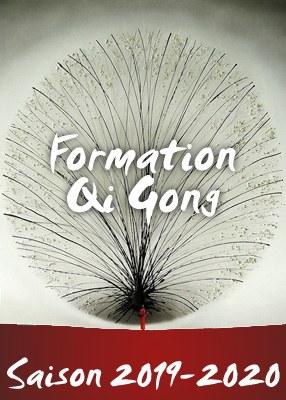 Formation en Qi Gong et méditation 2019-2020