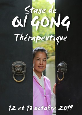 Stage de Qi Gong Thérapeutique