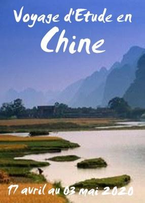 Voyage d'Etude en Chine
