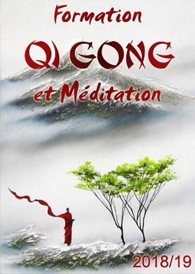 Formation en Qi Gong et Méditation 2018-2019