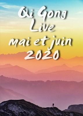 Cours Live - Qi Gong et Méditation