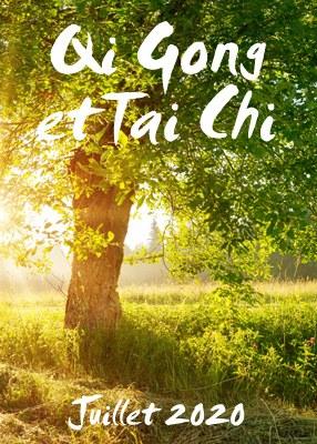 Qi Gong et Tai Chi - juillet 2020