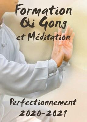 Formation en Qi Gong et Méditation 2020-2021<br>Perfectionnement