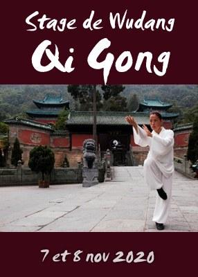Stage de Wudang Qi Gong