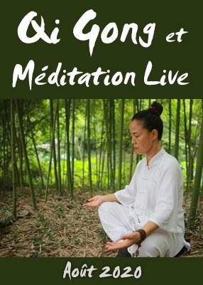 Qi Gong et Méditation - Live